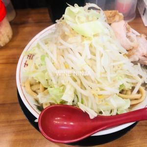 食べ歩き ぶっ豚 調布店 調布/ラーメン 7点
