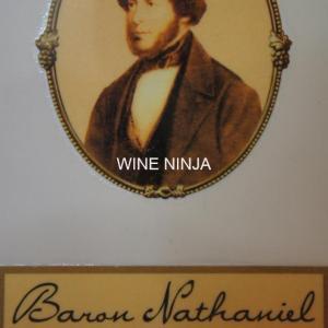 飲んだワイン バロン・フィリップ・ド・ロートシルト/バロン・ナタニエル ポイヤック2006 8点