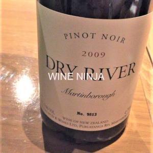 飲んだワイン ドライ・リヴァー/ピノ・ノワール2009 7点