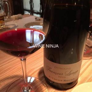 飲んだワイン ドメーヌ・フランソワ・ランプ/ア・ヴィーニュ・ルージュ ジヴリ プルミエ・クリュ2012 7点