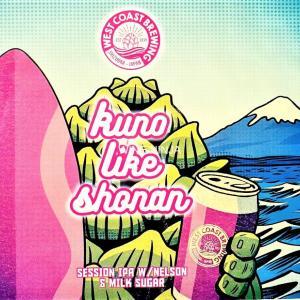 ビール ウエスト コースト ブルーイング/クノ ライク ショーナン