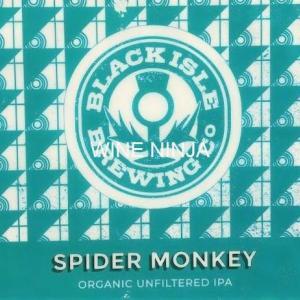 ビール ブラック アイル/スパイダー モンキー