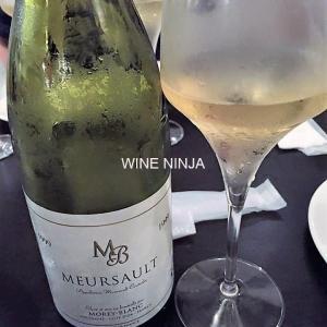 飲んだワイン モレ・ブラン/ムルソー1999 8点