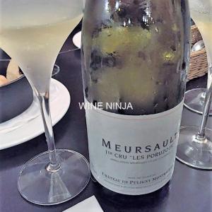 飲んだワイン シャトー・ド・ピュリニー・モンラッシェ/ムルソー プルミエ・クリュ レ・ポリュゾ2008 8点