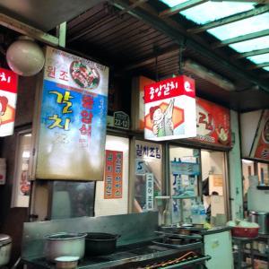 南大門でランチを食べるならここ!太刀魚通りの有名店♡
