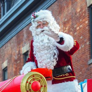 Toronto Santa Claus Parade 2019