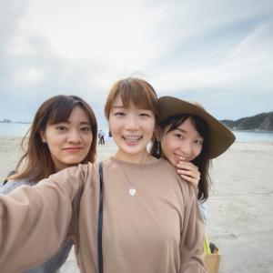 Hayama girls daytrip❤︎