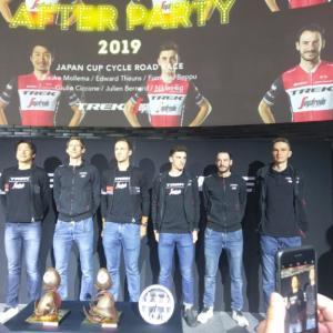 潜入!!2019ジャパンカップ「TREKアフターパーティー」フォトレポート