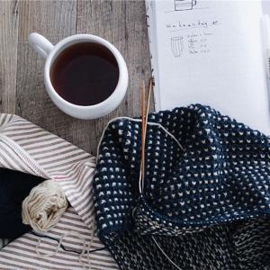 編みもの中毒な私、へバーデン結節になりました。