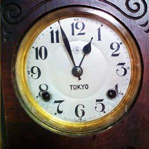 おじいさんの時計