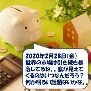 2月の振り返りと今後の戦略 CAN-SLIM投資日記【2020/2/28】