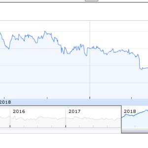 日本株が強いので周期的に循環株を買う
