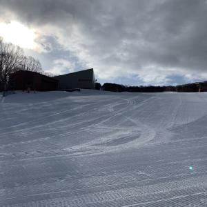 栃木の雪山旅③