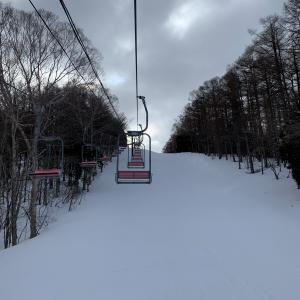 栃木の雪山旅④