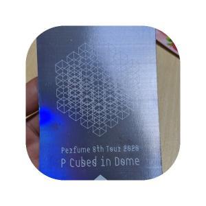 Perfumeのライブに行ってきた! 「Perfume 8th Tour 2020 P Cubed in Dome 」大阪  京セラドーム