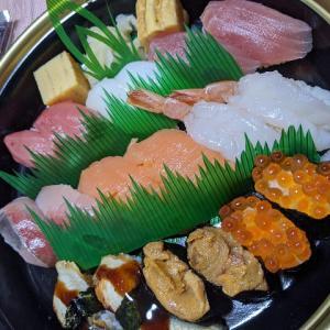 高級お寿司!『銀のさら』のお寿司を食べたよ!