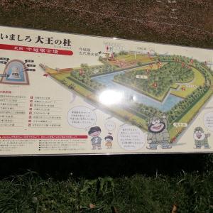 今城塚古墳公園にて