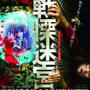 戦慄迷宮【8Kリマスター2K特別版】 [Blu-ray]