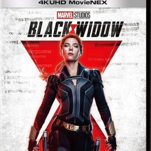 ブラック・ウィドウ 3D Blu-ray日本盤 2021年9月15日発売