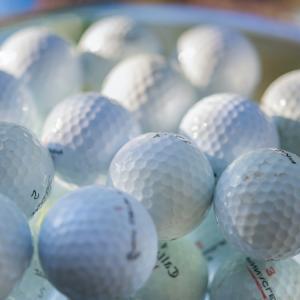 初心者におすすめゴルフボール3選