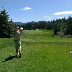 ゴルフ弾道測定器がお手軽に!ゴルフボールの行方が見ずらい人へもおすすめ?