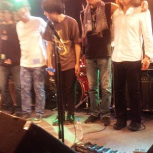 11/5   神戸チキンジョージ AB'sライブレポート2
