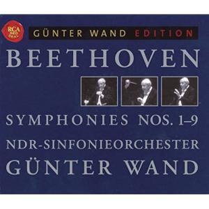 ベートーベン交響曲第三番/ギュンターヴァント指揮NDR