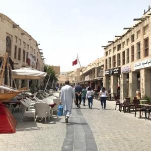 【カタール編①】カタール航空の乗り継ぎでドーハ市内観光ツアーに参加してみた