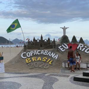 スキミング、強盗、スリを躱せ!修羅の街リオデジャネイロのコパカバーナに宿泊