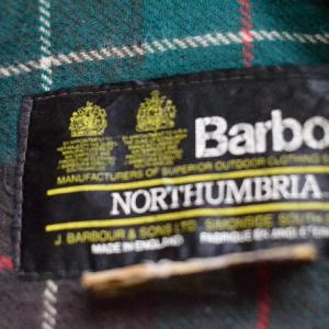 Barbour NORTHUMBRIA【Barbour(バブアー)】