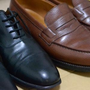 靴磨きと自分の関係変化
