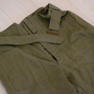 French Army Motorcycle Over pants 50s【Fashion(30代メンズファッション)】