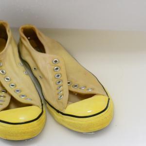 CONVERSEを染める(3)【shoes(靴)】