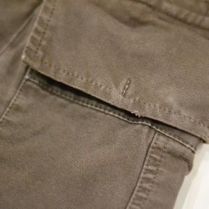 黒のパンツを脱色しよう(2)【Fashion(30代メンズファッション)】