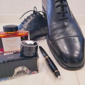 「靴好き」にこそ知ってほしい万年筆の魅力 ①【Sationery(30代からの文具)】