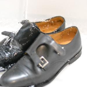 John Lobb WILLIAMを履けるように(1)【shoes(革靴)】