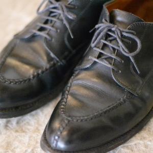 掘り出し物と新計画【Shoes(革靴)】