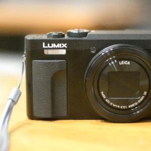 サブカメラを買いました~LUMIX TZ90~