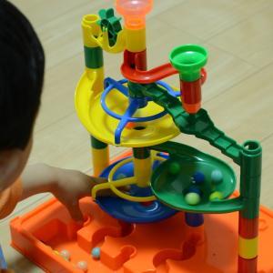 知育おもちゃ「くみくみスロープ(公文)」は大人もはまる中毒性~プログラミング教育の基礎を見た~