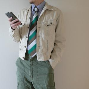 白ジャケットの着こなしとは…Lee・ウエスターナーのコーディネート。