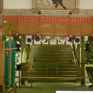 オルゴナイトを持って最古の水の神社詣り〜那智勝浦へ
