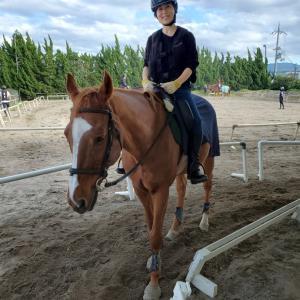 乗馬体験へ【本気でやろうと思ってます】