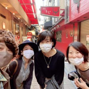 女4人鶴橋焼肉&スイーツな1日