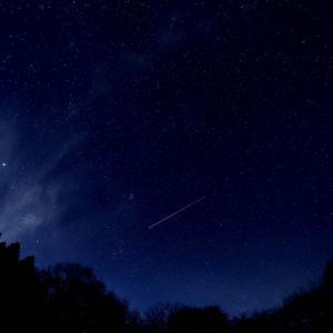 星空観測☆彡12日はペルセウス座流星群