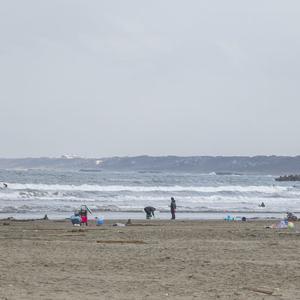 楽しかった砂浜
