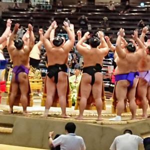 コロナ渦中の相撲観戦。いつもの場所と違う点あれこれ