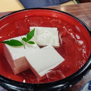 嵐山観光と一緒におすすめの湯豆腐屋さんで、森嘉豆腐のふわりとした風味を味わう
