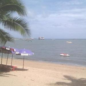 パタヤの喧騒に疲れたら、ジョムティエンビーチで充電
