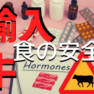 食の安全を考える。輸入牛肉の危険性。