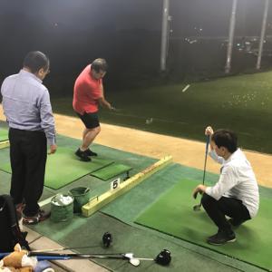 ゴルフ倶楽部ダイセン試打会開催